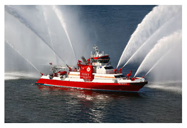 FDNY Firefighter 2 Fire Boat