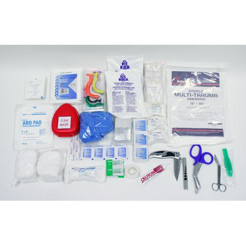 first aid kit restocking service perth