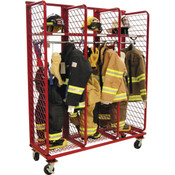 Turnout Gear Racks