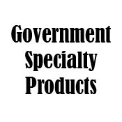 Government Specialty Products