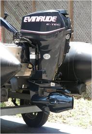 Evinrude rescue pro outboard motor e tec for Mercury outboard jet motors for sale