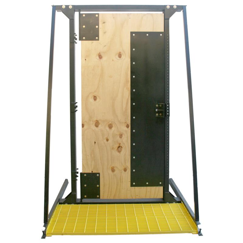 Forcible Entry Door Simulator Gallery Doors Design Modern