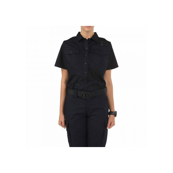 237f16243 5.11 Women s Taclite PDU Class B Short Sleeve Shirt