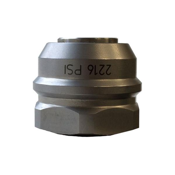 Draeger Cylinder QC Adapter LP