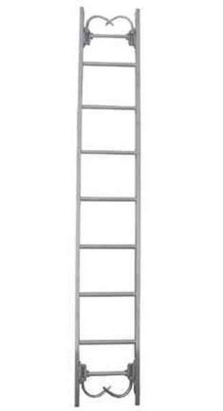 Duo-Safety Aluminum Double Ended Roof Ladder