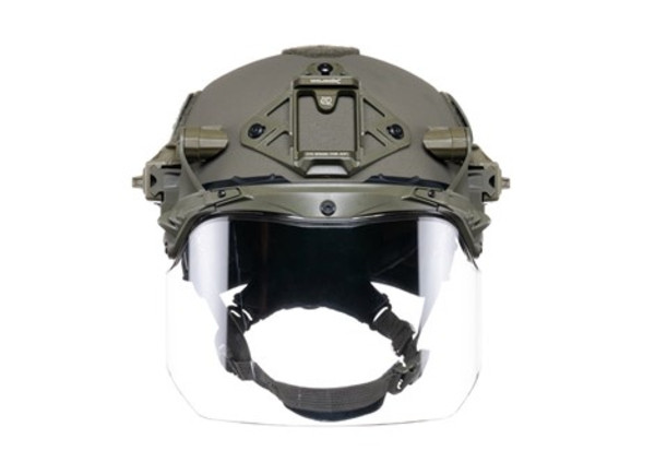 33a25d144 Team Wendy EXFIL Face Shield - Rail 3.0 Compatible Only